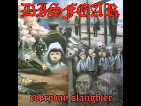 Disfear-With each dawn i die