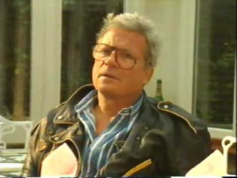 Oliver Reed   Part 1 drinking Uncut 1992