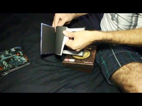 10/05/2016 Uncharted 4 CE Unboxing. JB HiFi Edition