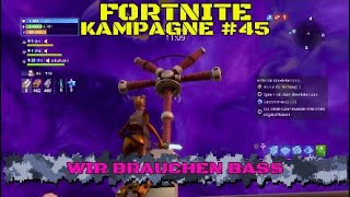 LETS PLAY FORTNITE PvE KAMPAGNE #045 WIR BRAUCHEN BASS in PLANKERTON [GERMAN PS4] Fortnite
