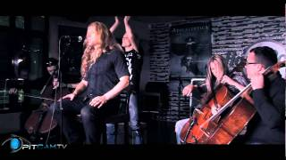 Apocalyptica - I Don't Care [Live Acoustic Hard Rock Cafe]