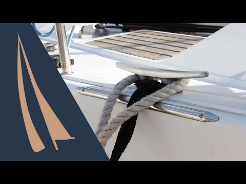 Stern-to Berthing made simple | Above & Beyond Boating