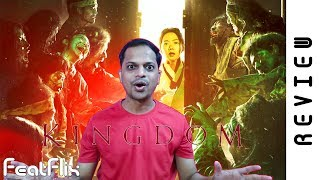 Kingdom Season 1 Netflix  Action, Thriller Tv Series Review In Hindi | FeatFlix