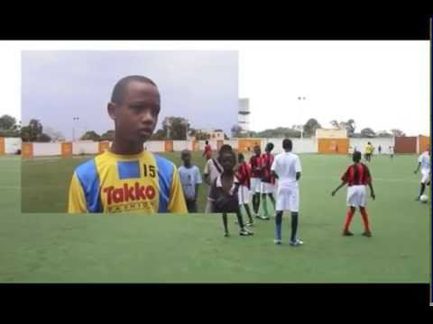 African Football Clubs Soccer Projects: Football Academy in Gambia, West Africa