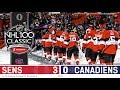 Dec 16: Sens vs. Canadiens - Players Post-game