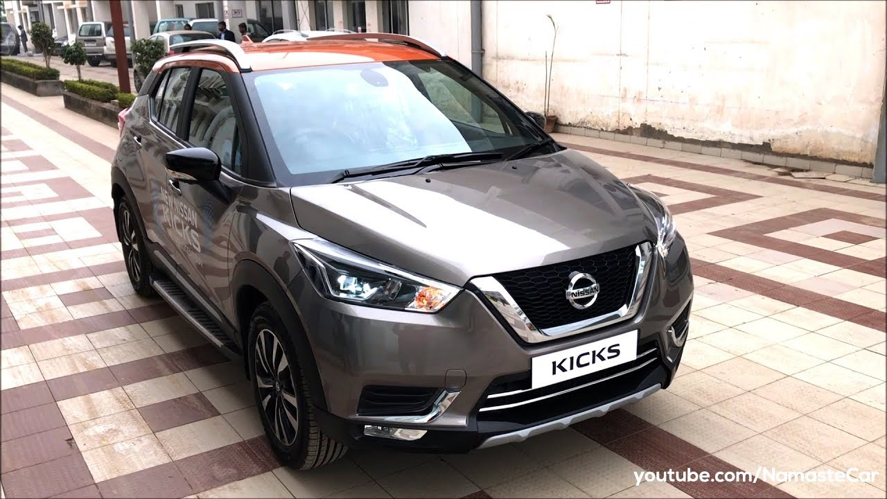 Nissan Kicks Xv Pre Option P15 2018 Real Life Review Youtube