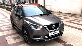Nissan Kicks XV Pre Option P15 2018 | Real-life review