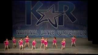 �������� ���� Great 7 year old jazz dance ������