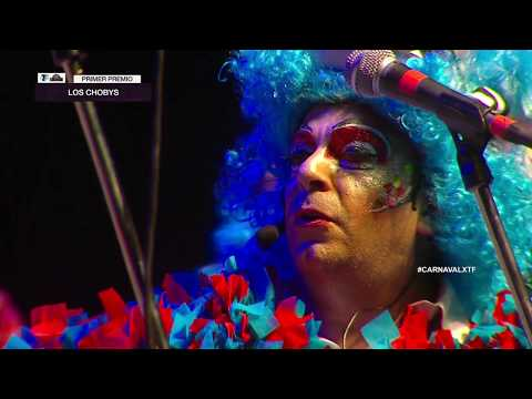 Ronda de Ganadores – Los Chobys – Carnaval 2020
