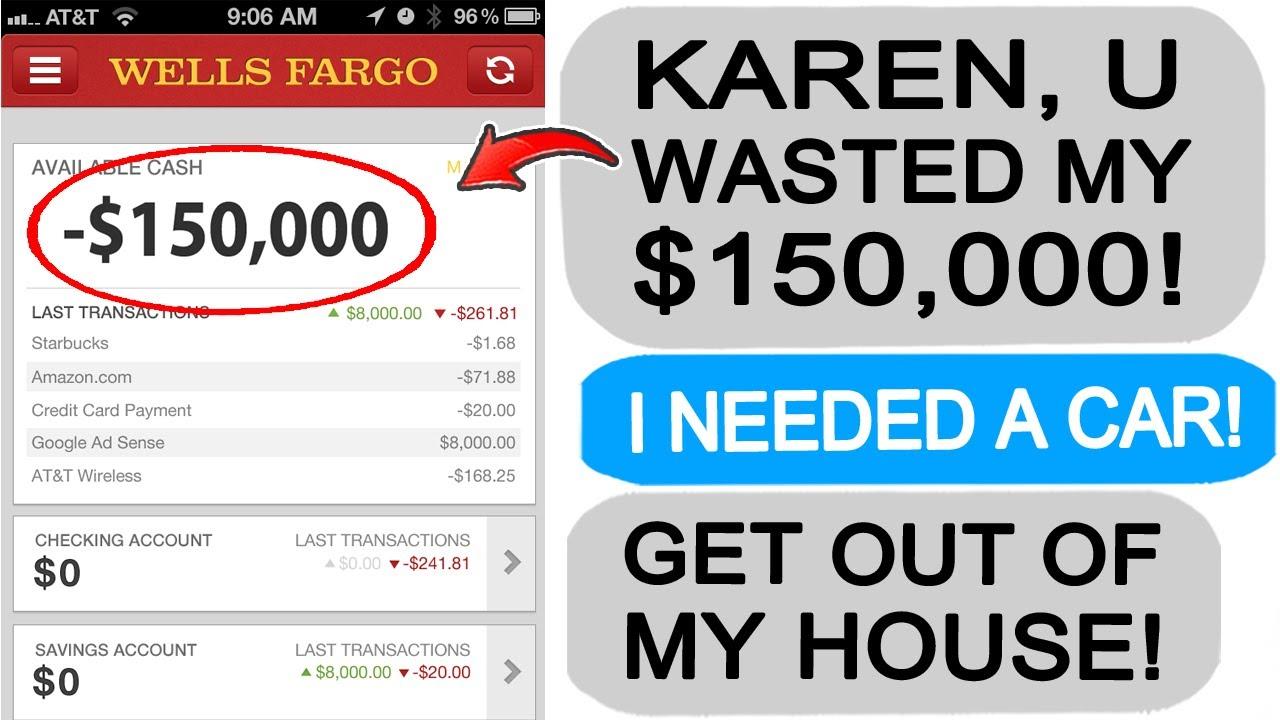 Download Karen WASTED my $150,000 Inheritance! r/EntitledPeople