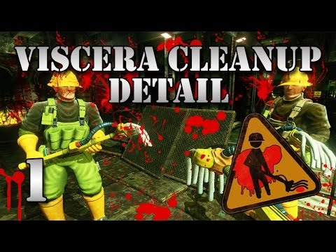 First Time On The Job! (Viscera Cleanup Detail #1) |