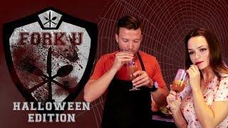 Fork U - Spooky Halloween Punch