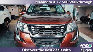 Mahindra XUV500 Walkthrough