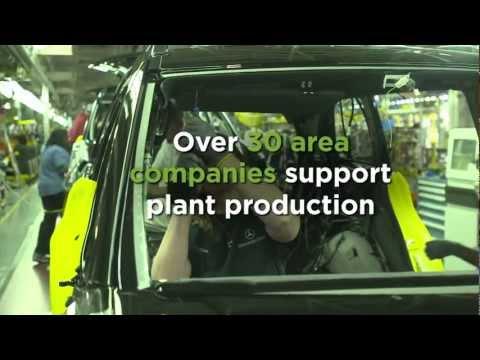 Christina Banks, Production Line Team Member, Mercedes-Benz -- Vance, AL
