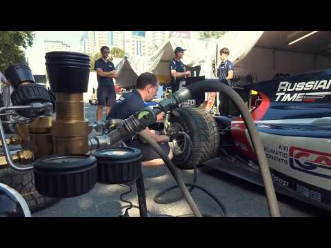 Russian Time drivers about Formula 2 / Наши пилоты о Формуле 2