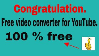 Video Best YouTube  Free video converter software 2018 download MP3, 3GP, MP4, WEBM, AVI, FLV Agustus 2018