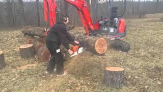 Video Bucking a little firewood. Home built MS660. download MP3, 3GP, MP4, WEBM, AVI, FLV Juli 2018