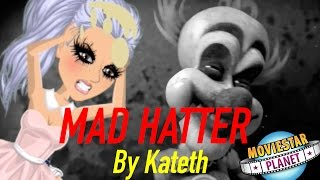 Mad Hatter! MSP! By kateth