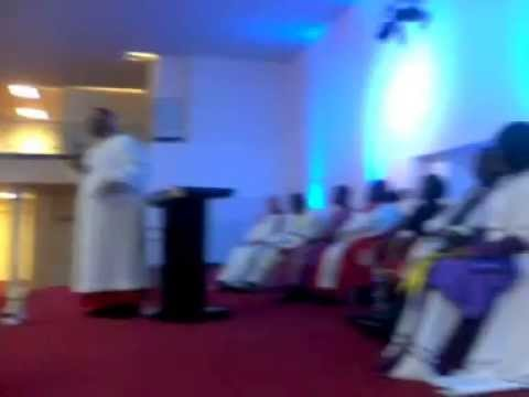 Bishop A Ralph Johnson - The Favor of Almighty Lord God