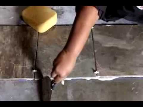 Laying Slate Tile in Thinset