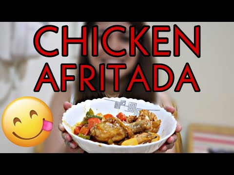 Chicken Afritada | Mother's day special | Filipino food | Vlog #47
