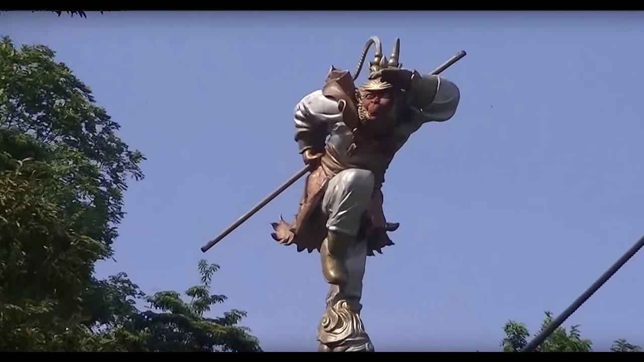 Dato56 Dato Kelenjeridze: Sak Dato Temple (Broga) 石哪督庙 / Giant Monkey God Statue