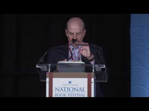 Calvin Trillin: 2016 National Book Festival - YouTube