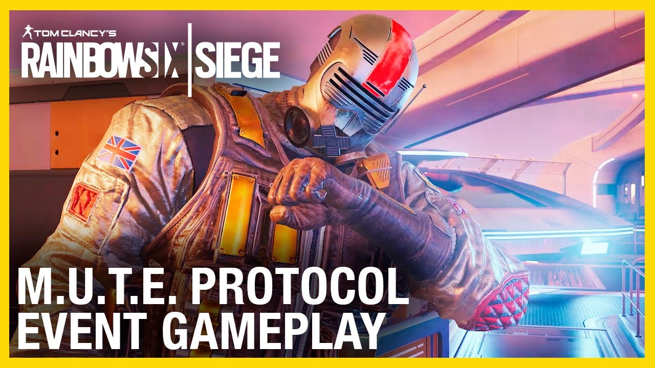 Rainbow Six Siege: What is M.U.T.E. Protocol? | Ubisoft