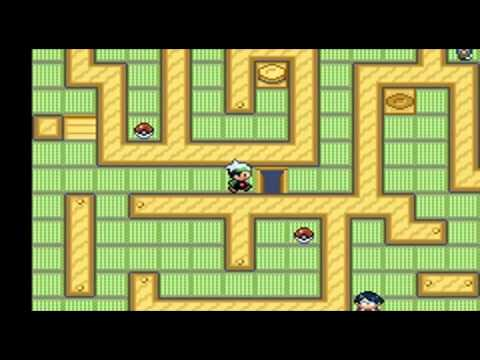 Pokemon Emerald :- Part 5 (Road to Fifth Gym + Badge)