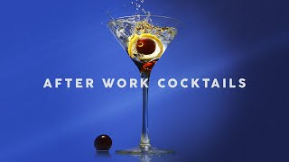 After Work Cocktails - Lounge Music 2021