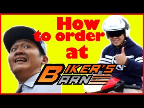 How To Order at Biker's Barn Indonesia