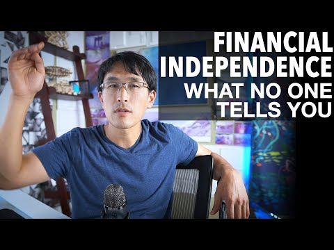 Financial Independence: What