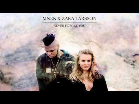 Original Instrumental: Zara Larsson & MNEK - Never Forget You [Full]