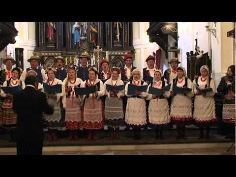 Zespół Pieśni i Tańca Ziemi Kutnowskiej - Kolędy - Witaj Jezu ukochany