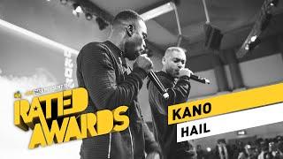 Kano - Legacy Performance Live | #RatedAwards 2015