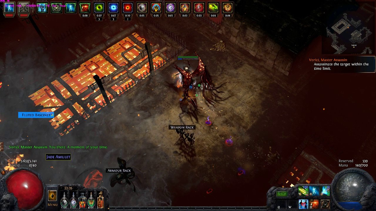 [Path of Exile 2.5] [BSC] Doom Prism Inquisitor - T16 Forge of the Phoenix