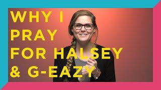 Why I don't love that Halsey & G-Eazy are dating