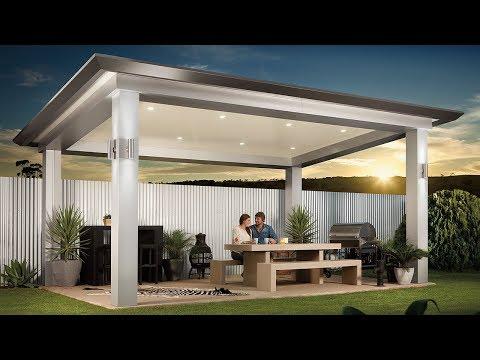 Stratco Pavilion | Verandah, Patio | Alfresco Living Redefined
