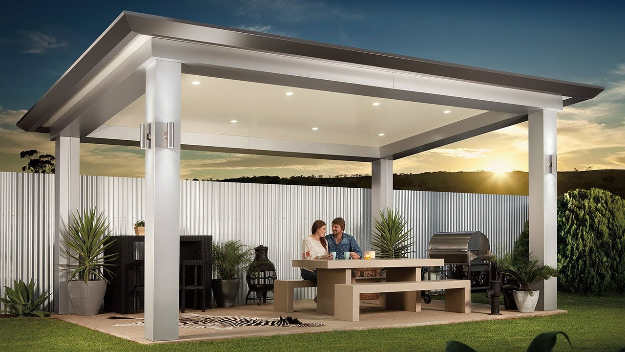 Stratco Pavilion | Verandah, Patio | Alfresco Living Redefined