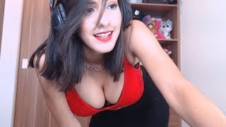 BEAUTIFUL and THICC Twitch Streamer Compilation ???? Amazing Twitch Moments ...TOO HOT TO WATCH!!!