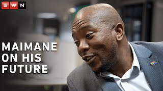 'We'll talk to the people' - Maimane on his future