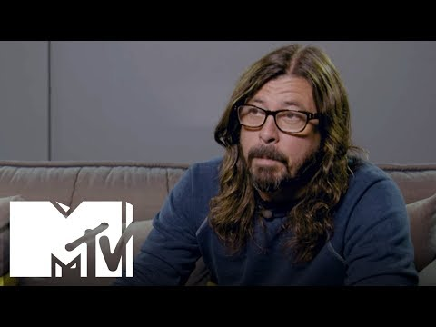 Why Foo Fighters Named Their Ninth Album 'Concrete and Gold' | MTV Exclusive Interview