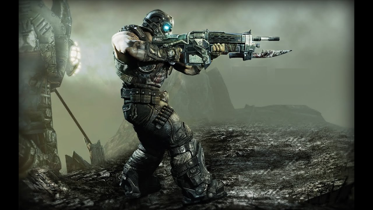 gears of war 3 clay carmine alternate ending youtube