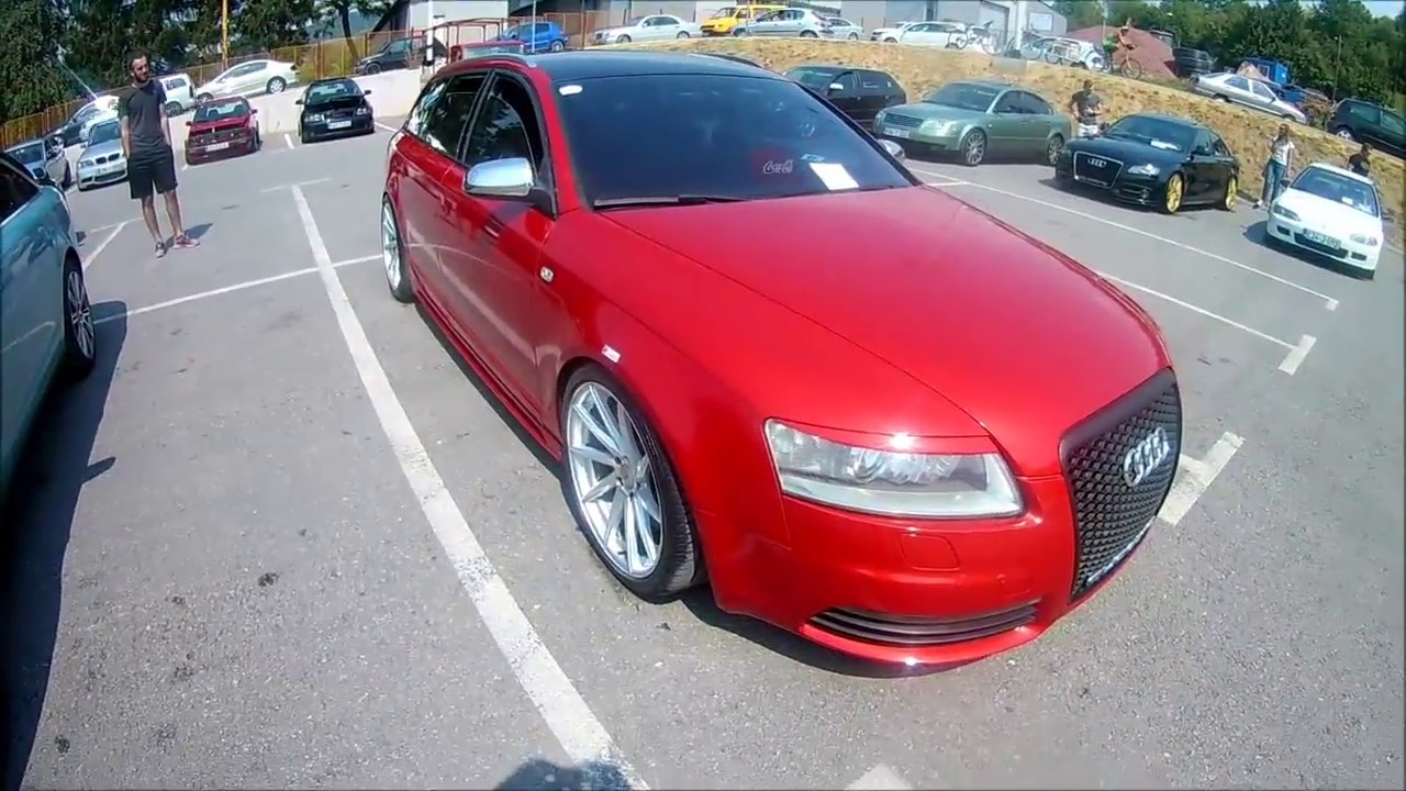 audi a6 c6 4f abt tuning styling youtube. Black Bedroom Furniture Sets. Home Design Ideas