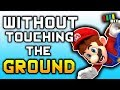 Is it Possible to Beat Super Mario 64 Without Touching the Ground