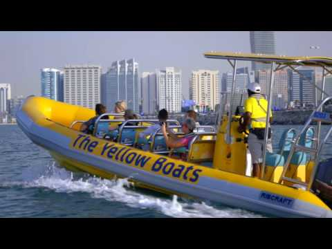 The Yellow Boats Official Brand Video Abu Dhabi