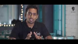 Meet Nikhil Hegde, Owner of India's Smallest Restaurant.