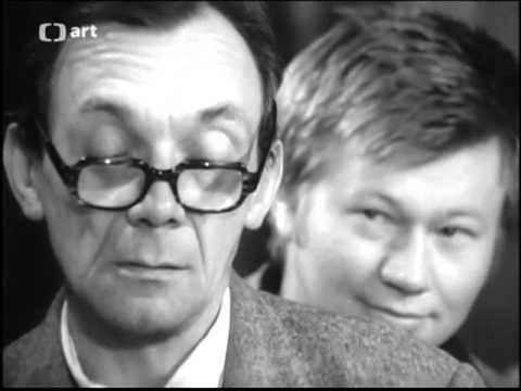 Karel Čapek: Jak se dělá divadlo (TV-inscenace 1969)