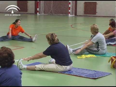 Ejercicios para volver a la calma en educacion fisica