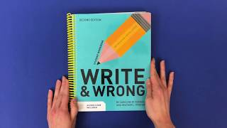 Inside Write & Wrong: Writing Within Criminal Justice Student Workbook, Second Edition